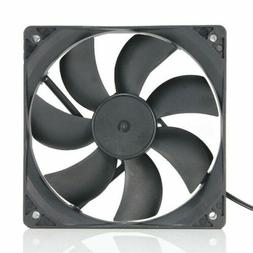12V Cooling Cooler Fan PC CPU Host Chassis Computer Case Pow