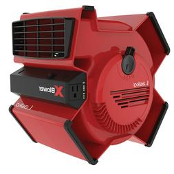 Small High Power Shop Blow Portable Fan Room Cooling Garage