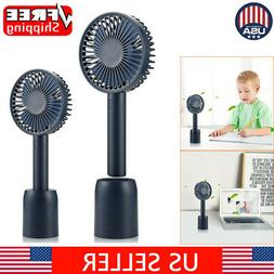 Handheld Fan Small Personal Portable USB Fan Battery Operate