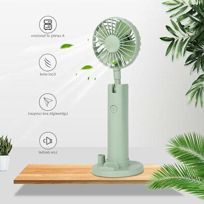 hold small fan mini usb charge one