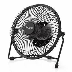 OPOLAR Office Quiet Desk Fan, USB Powered Only, 360 Degree R