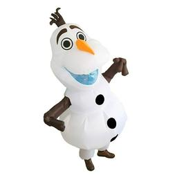 Olaf Inflatable Costume Adult Fancy Frozen Paty Dress two Fa