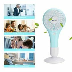 OUTAD Portable Mini USB Battery Operated Fan Handheld Small