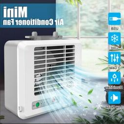 Portable Mini Air Conditioner Air Cooler Personal Space Humi