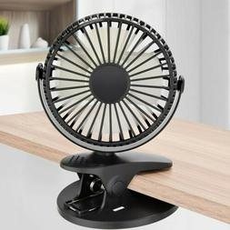 us 360 rotation fan clip on table